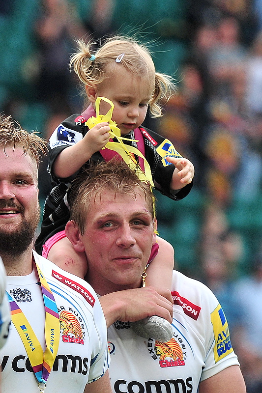 Carl Rimmer Exeter Chiefs rugby final